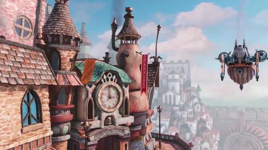 大神以Unity引擎再现《最终幻想9》场景 画面还原程度难以置信