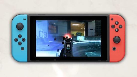 《Apex英雄》Switch版首个实机宣传片发布