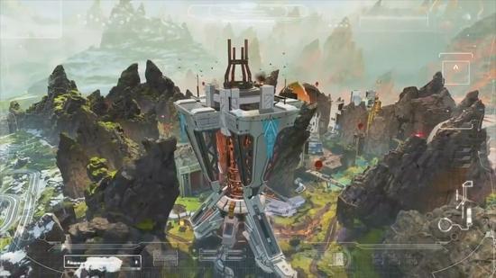 【蜗牛电竞】《Apex英雄》发布第十赛季最新宣传片 展示地图变化