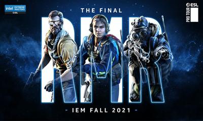 IEM 秋季赛将成为今.最后1届RMR赛事