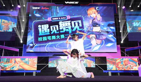 【蜗牛电竞】萤火虫现场高能不断,WUCG南区决赛圆满落幕!