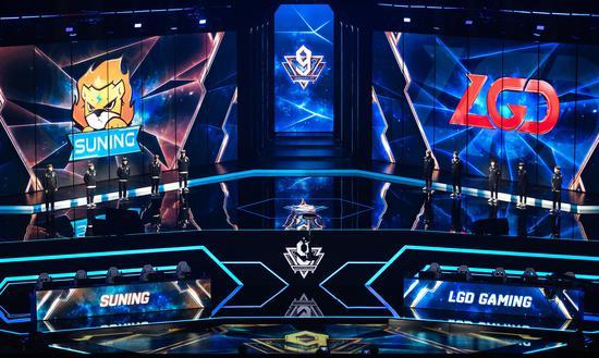 【蜗牛电竞】蛟龙出海 所向无前 四支LPL战队出征全球总决赛
