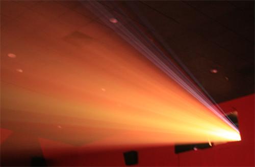 三色影院_视讯激光三色激光光源保利影院放映实拍图片