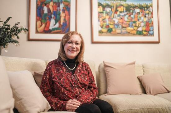 探访哥伦比亚女教育家科尔波特