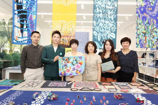 """""""妈妈制造x原始代码""""中国传统手工艺体验专场在京举办"""