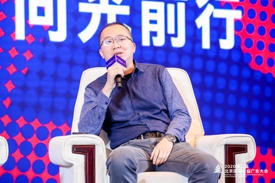 凤凰都市传媒市场部总经理梁志勇
