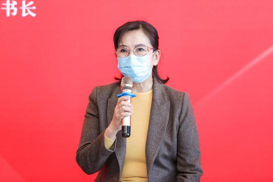 北京健康教育协会副会长刘娜