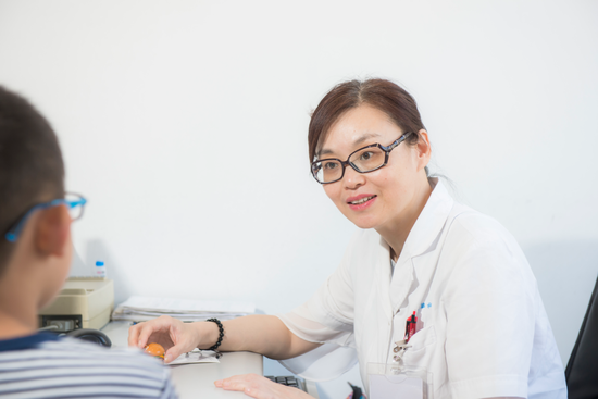 世界卫生组织儿童心理卫生科研与培训合作中心主任、南京脑科医院柯晓燕教授