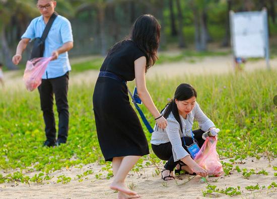 2019年全国水生野生动物保护科普宣传月活动在三亚启动