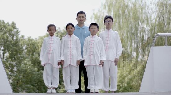 2020活力校园创新奖:文化传承--小小的太极大师