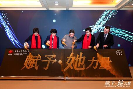 中国红基会启动中国妇科内分泌继续教育公益项目