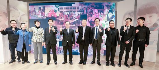 日产筑梦课堂NEXT的百万里程碑达成仪式在京举行