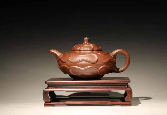 唐科紫砂壶作品欣赏(图组)