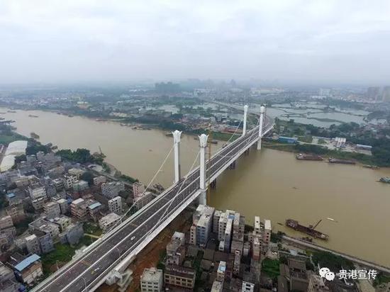 贵港罗泊湾大桥桥底竟然变成垃圾场?来看部门怎么说(四)