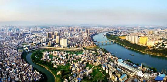 2019年贵港45个重点招商推介项目来了!有你家乡的吗(21)