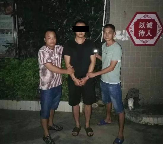 攻势凌厉!百色警方3天抓获20名诈骗犯罪嫌疑人(四)