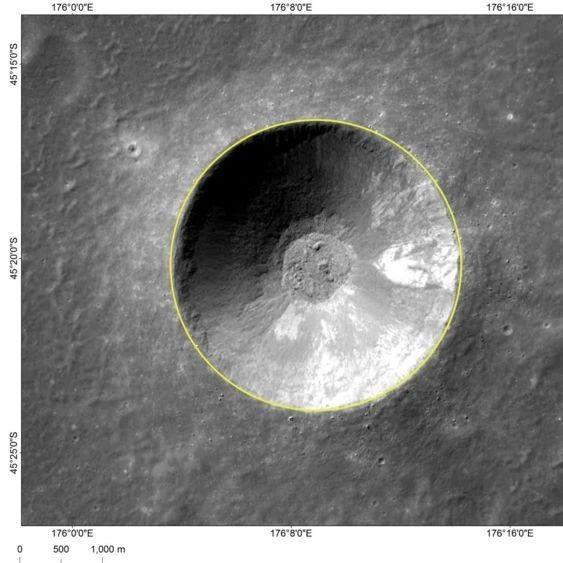 """定了!""""嫦娥""""落月的地方不叫广寒宫 叫这个名字"""