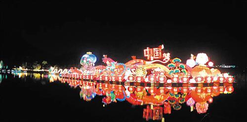 中秋节去哪赏月?来看南宁网红赏月打卡攻略(四)