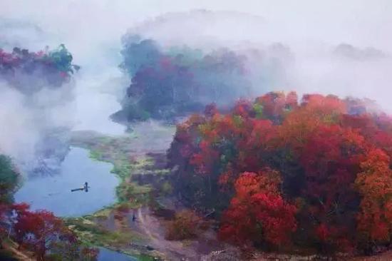 """""""山水甲天下的桂林"""" 还隐藏着这10处美景(图)"""