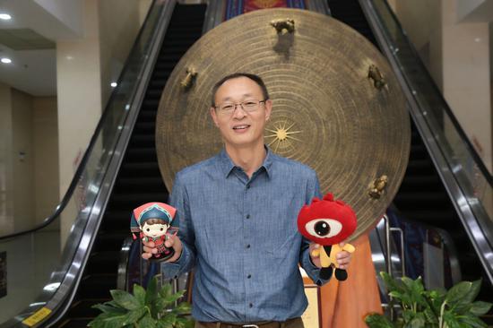 王頠:广西民族博物馆不止收藏 敞开民族之窗传承壮乡文化