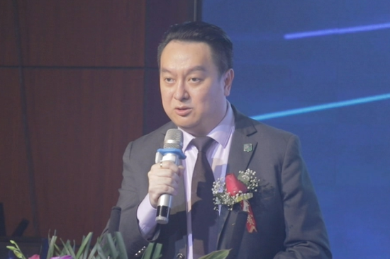 绿专资本集团总裁李中群致辞