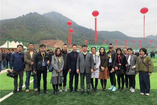 足球为媒全力东融  贺州举办第一届青少年足球锦标赛