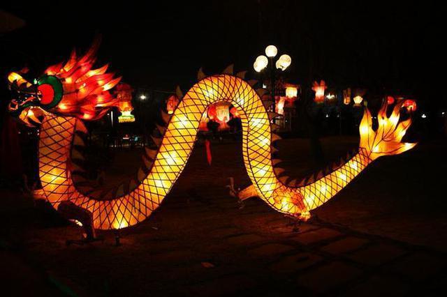 南宁园博园夜间景观来了!今日起举办元宵灯光艺术节