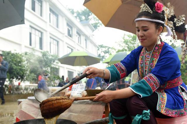真香!第三届油茶文化节在三江侗族自治县举办