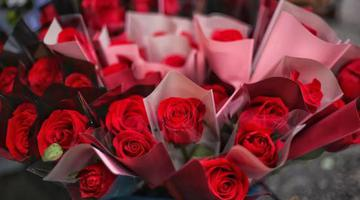 情人节!南宁这条小巷充满了浪漫的味道