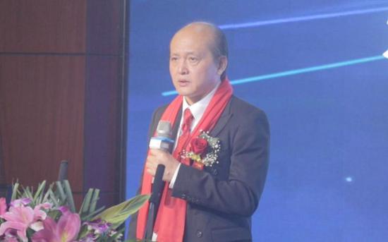 广西创谷投资集团董事长/天年科养生命科技集团董事长陈远航先生致辞