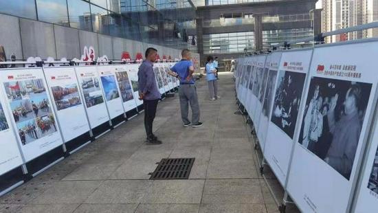 庆祝中国共产党成立100周年摄影作品巡展在修文开展