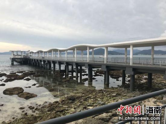 海南海警局打击破坏海洋资源行为
