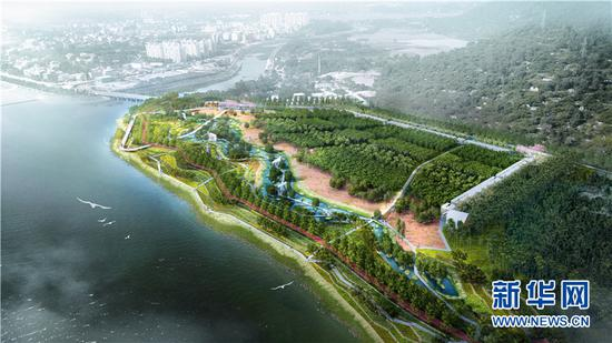 """陵水启动海绵城市建设 打造陵水河""""绿色海绵体"""""""