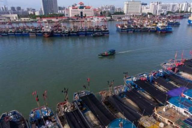 """台风""""杨柳""""致海航取消42个三亚、三沙进出港航班"""