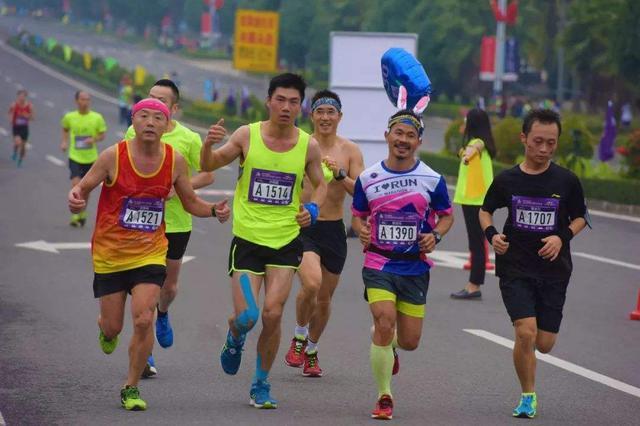 2019海南儋州国际马拉松赛22日开跑