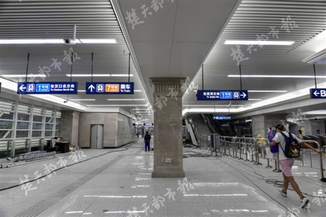 武汉地铁3号线站点_武汉地铁7号线7大换乘站:多个站点换乘耗时不到3分钟_新浪湖北 ...