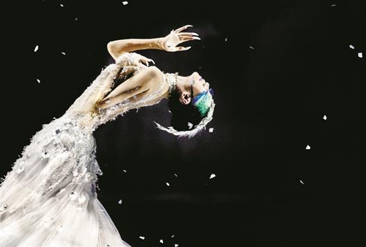 《孔雀之冬》11月將在漢上演 時隔8年楊麗萍再登臺