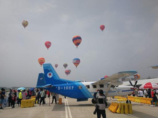 赚钱的门路:2019国际航联世界飞行者大会在汉开幕