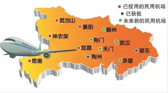 宜昌市二中_湖北17个市州或将都有机场 目前民用机场共有6座_新浪湖北_新浪网