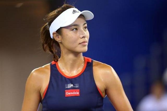 中國網壇第一美人王薔破紀錄 中國人首進武網單打8強
