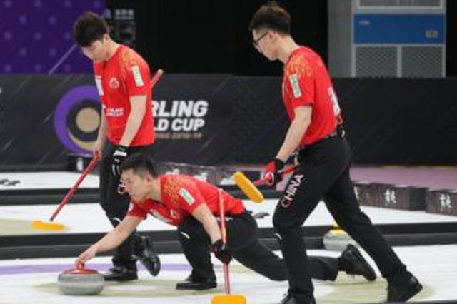 史上首次在世界大賽奪牌!中國男子冰壺到底啥水平?