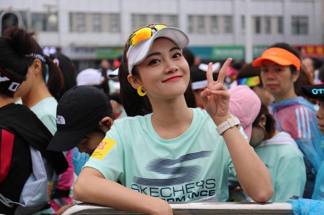 2019武漢女子半程馬拉松花絮