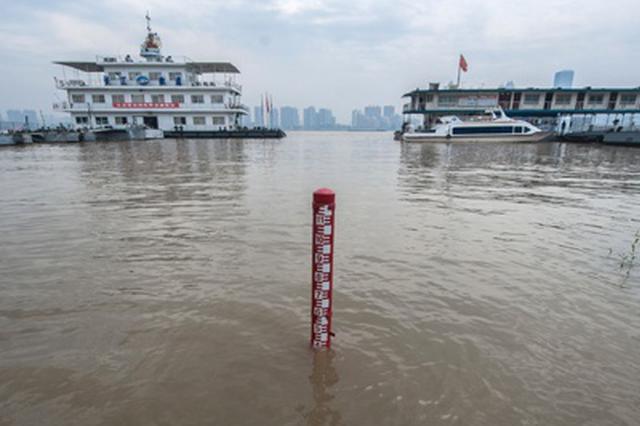 武漢關水位突破28.71米 17日后武漢降水將明顯減弱