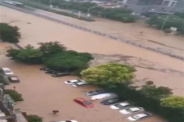 新一輪強降雨造成荊門孝感黃岡3市5.82萬人受災