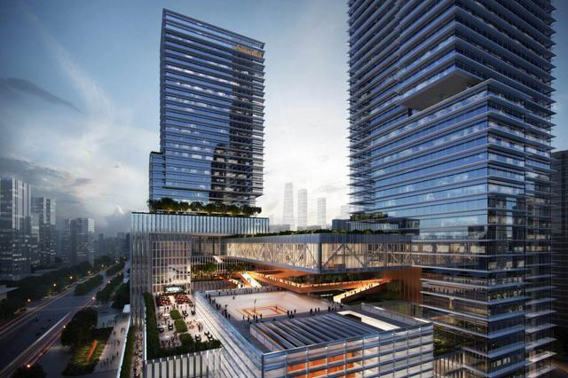 社会资讯_阿里巴巴华中总部落户武汉 园区预计2026年建成_新浪湖北_新浪网