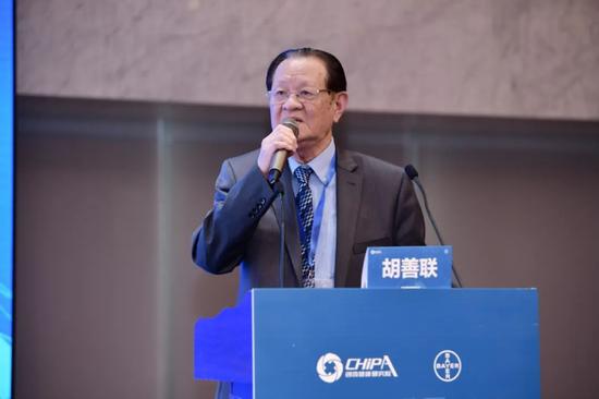 ▲上海创奇健康发展研究院名誉院长、复旦大学公共卫生学院卫生经济学教授胡善联