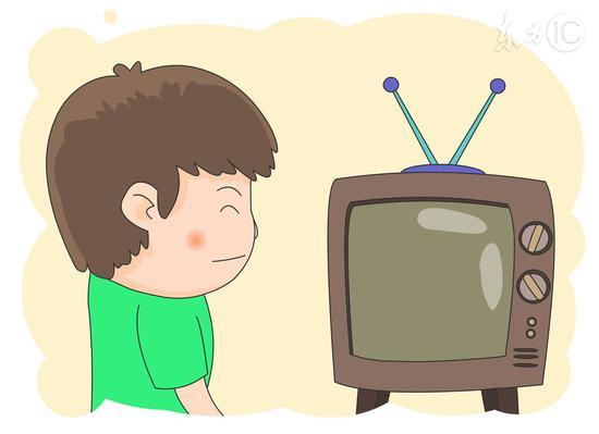 看电视卡通_长时间看电视 血栓风险翻倍
