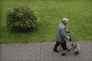 老人专属!能识别情绪的智能助行器
