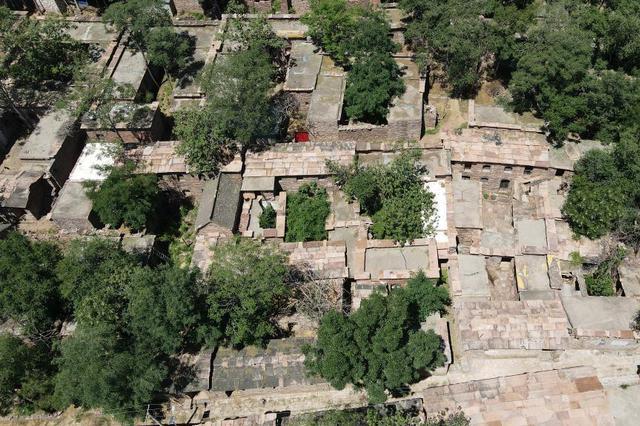 河北沙河:留住乡愁的古村落