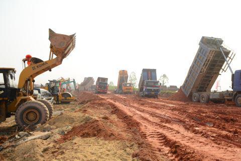 一季度郑州重点项目开工率过半 完成投资947.3亿元